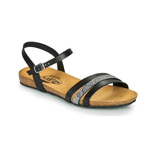 Boty Ženy Sandály Plakton MAM ALOU Černá