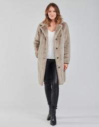 Textil Ženy Kabáty Oakwood CYBER Šedá
