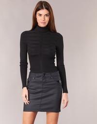 Textil Ženy Svetry Morgan MENTOS Černá