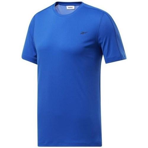 Textil Muži Trička s krátkým rukávem Reebok Sport Wor Comm Tech Tee Modré