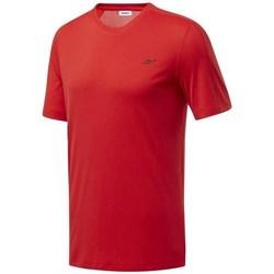 Textil Muži Trička s krátkým rukávem Reebok Sport Wor Comm Tech Tee Červené