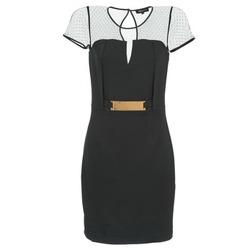Textil Ženy Krátké šaty Morgan ROULA Černá