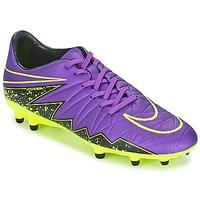 Boty Muži Fotbal Nike HYPERVENOM PHELON II FG Fialová