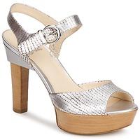 Boty Ženy Sandály Fabi KAITE Stříbřitá