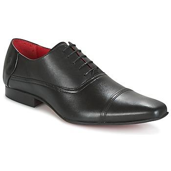 Boty Muži Šněrovací společenská obuv Carlington ITIPIQ Černá