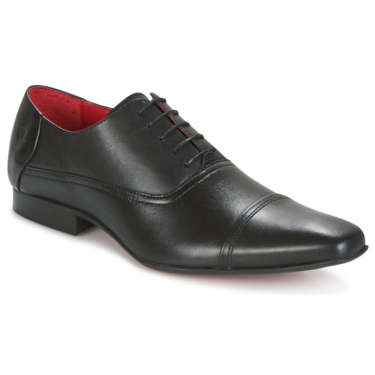 Snerovaci spolecenska obuv Carlington ITIPIQ Černá