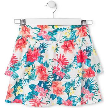 Textil Dívčí Sukně Losan 714 7015AB Modrý