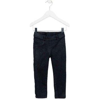 Textil Dívčí Kapsáčové kalhoty Losan 726 9000AD Modrý