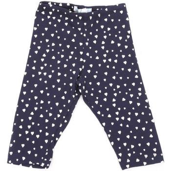 Textil Dívčí Legíny Melby 70F5665 Modrý