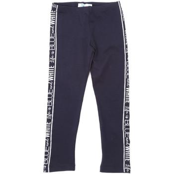 Textil Dívčí Legíny Melby 70F5655 Modrý