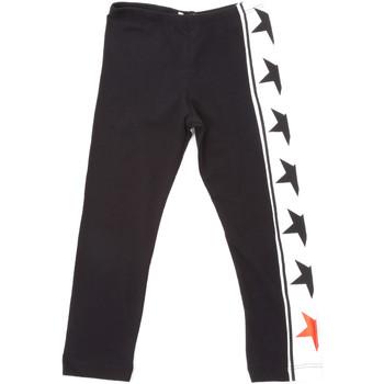 Textil Dívčí Legíny Melby 70F5655 Černá