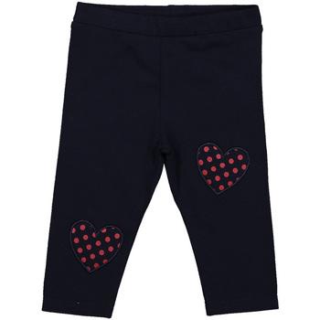 Textil Dívčí Legíny Melby 20F0021 Černá