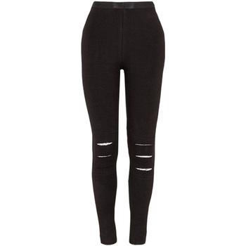 Textil Dívčí Legíny Losan 024-6000AL Černá