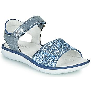 Boty Dívčí Sandály Primigi ALEX Modrá
