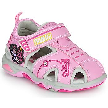 Boty Dívčí Sportovní sandály Primigi SOLAL Růžová