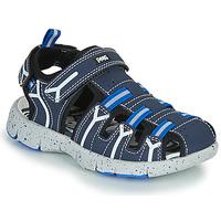 Boty Chlapecké Sportovní sandály Primigi DAMIEN Tmavě modrá