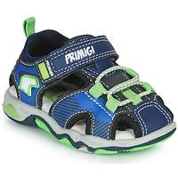 Boty Chlapecké Sportovní sandály Primigi DINNO Modrá / Zelená