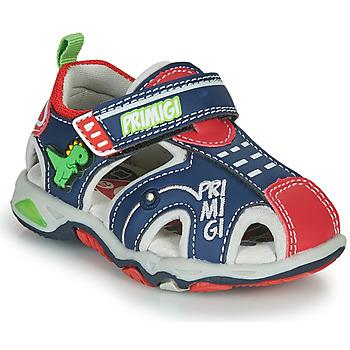Boty Chlapecké Sportovní sandály Primigi ANIS Modrá / Červená / Zelená