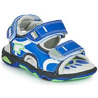 Boty Chlapecké Sandály Primigi YANIS Modrá / Zelená