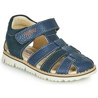 Boty Chlapecké Sandály Primigi PIETRA Tmavě modrá