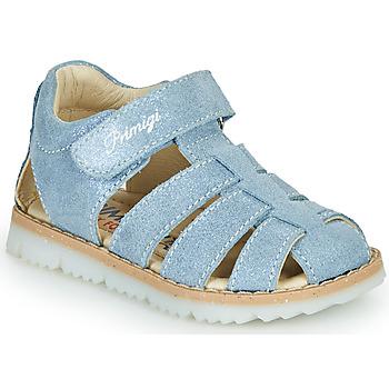 Boty Chlapecké Sandály Primigi MANI Modrá