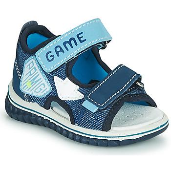 Boty Chlapecké Sandály Primigi FOUTTA Modrá