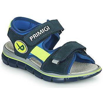 Boty Chlapecké Sandály Primigi MARINEL Modrá