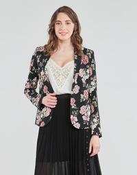 Textil Ženy Saka / Blejzry Ikks BS40045-02 Černá