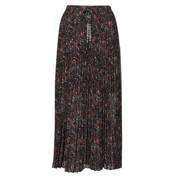Textil Ženy Sukně Ikks BS27185-02 Černá