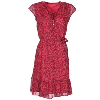 Textil Ženy Krátké šaty Ikks BS30355-38 Malinová