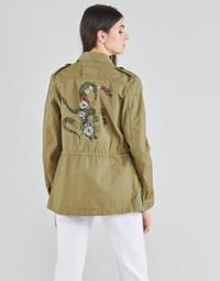 Textil Ženy Saka / Blejzry Ikks BS41045-55 Zelená