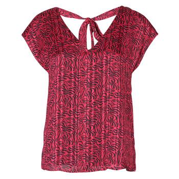 Textil Ženy Halenky / Blůzy Ikks BS11355-38 Malinová