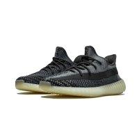 Boty Nízké tenisky adidas Originals Yeezy Boost 350 V2 Carbon Carbon/Carbon-Carbon