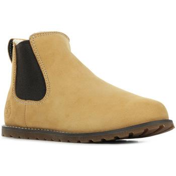 Boty Děti Kotníkové boty Timberland Pokey Pine Béžová