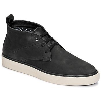 Boty Muži Kotníkové boty Casual Attitude OLEO Černá