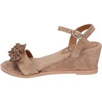 Boty Ženy Sandály Adriana Del Nista Sandály BK996 Hnědý