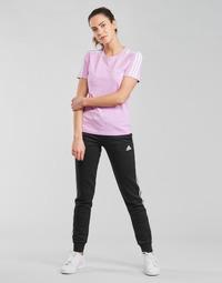 Textil Ženy Teplákové kalhoty adidas Performance W 3S FL C PT Černá