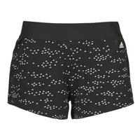Textil Ženy Kraťasy / Bermudy adidas Performance W WIN Short Černá