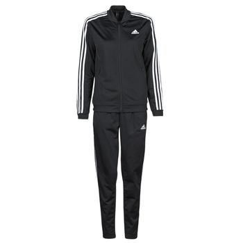 Textil Ženy Teplákové soupravy adidas Performance W 3S TR TS Černá