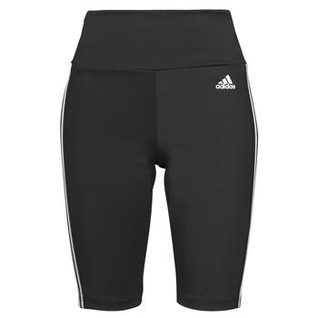 Textil Ženy Legíny adidas Performance W 3S SH TIG Černá