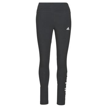 Textil Ženy Legíny adidas Performance W LIN LEG Černá