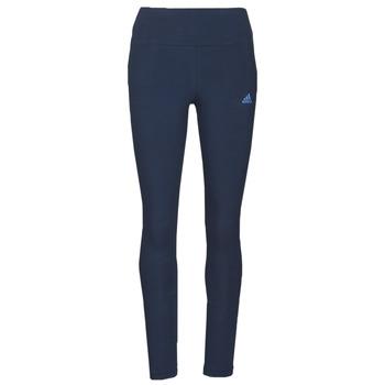 Textil Ženy Legíny adidas Performance W LIN LEG Modrá