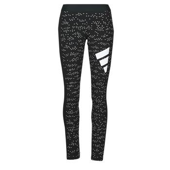 Textil Ženy Legíny adidas Performance W WIN TIGHT Černá