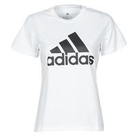 Textil Ženy Trička s krátkým rukávem adidas Performance W BL T Bílá