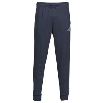 Textil Muži Teplákové kalhoty adidas Performance M 3S FL F PT Modrá