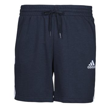 Textil Muži Kraťasy / Bermudy adidas Performance M 3S FT SHO Modrá