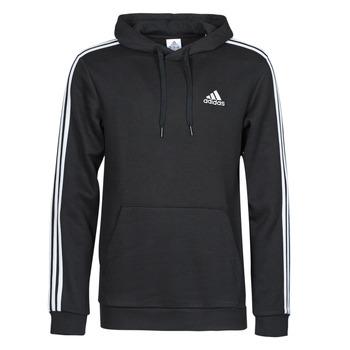 Textil Muži Mikiny adidas Performance M 3S FL HD Černá
