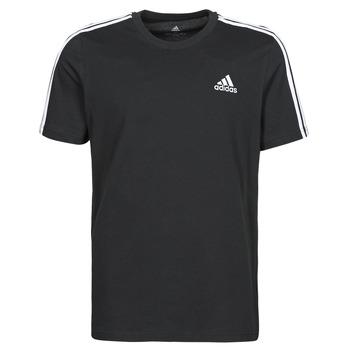 Textil Muži Trička s krátkým rukávem adidas Performance M 3S SJ T Černá