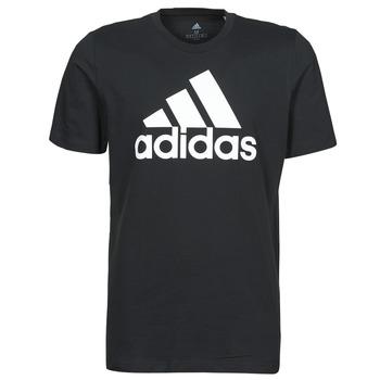 Textil Muži Trička s krátkým rukávem adidas Performance M BL SJ T Černá
