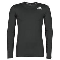 Textil Muži Trička s dlouhými rukávy adidas Performance TF LS Černá